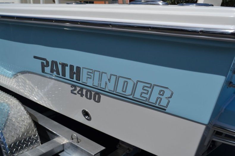 Thumbnail 24 for New 2020 Pathfinder 2400 TRS Bay Boat boat for sale in Vero Beach, FL