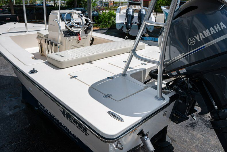 Thumbnail 10 for Used 2018 Hewes 18 boat for sale in West Palm Beach, FL