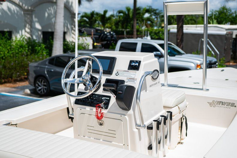 Thumbnail 16 for Used 2018 Hewes 18 boat for sale in West Palm Beach, FL