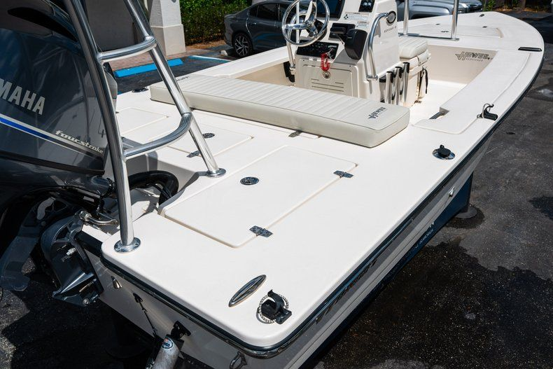 Thumbnail 8 for Used 2018 Hewes 18 boat for sale in West Palm Beach, FL