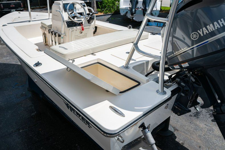 Thumbnail 11 for Used 2018 Hewes 18 boat for sale in West Palm Beach, FL