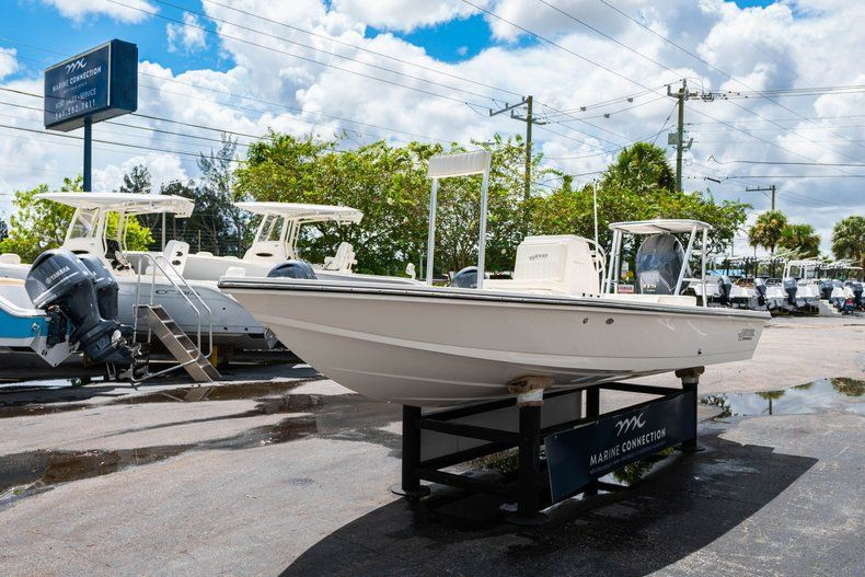 Thumbnail 3 for Used 2018 Hewes 18 boat for sale in West Palm Beach, FL