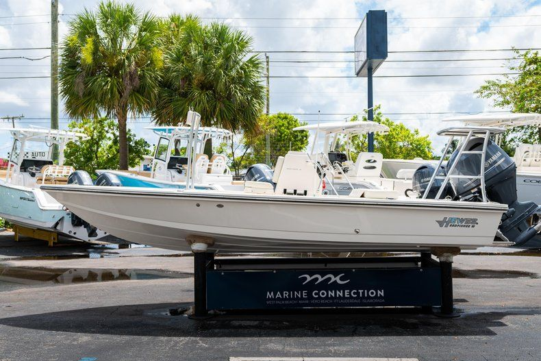 Thumbnail 4 for Used 2018 Hewes 18 boat for sale in West Palm Beach, FL