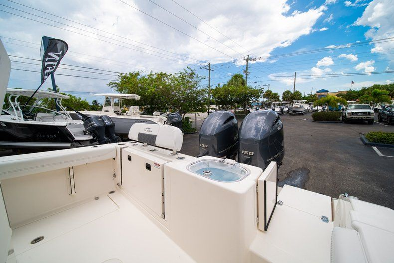 Thumbnail 11 for New 2020 Cobia 240 CC Center Console boat for sale in Fort Lauderdale, FL