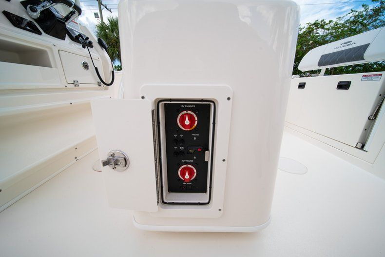 Thumbnail 24 for New 2020 Cobia 240 CC Center Console boat for sale in Fort Lauderdale, FL