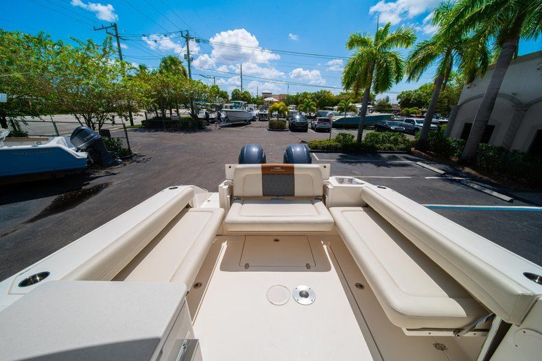 Thumbnail 10 for New 2020 Cobia 280 DC Dual Console boat for sale in Vero Beach, FL