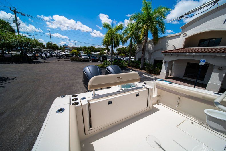 Thumbnail 13 for Used 2017 Cobia 277 Center Console boat for sale in West Palm Beach, FL