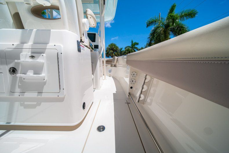 Thumbnail 17 for Used 2017 Cobia 277 Center Console boat for sale in West Palm Beach, FL