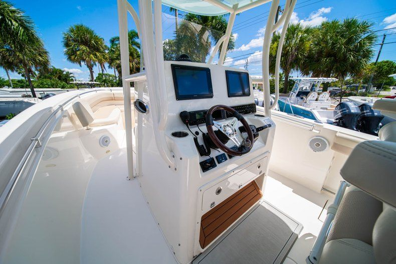 Thumbnail 24 for Used 2017 Cobia 277 Center Console boat for sale in West Palm Beach, FL