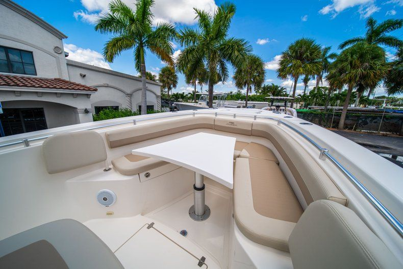 Thumbnail 35 for Used 2017 Cobia 277 Center Console boat for sale in West Palm Beach, FL