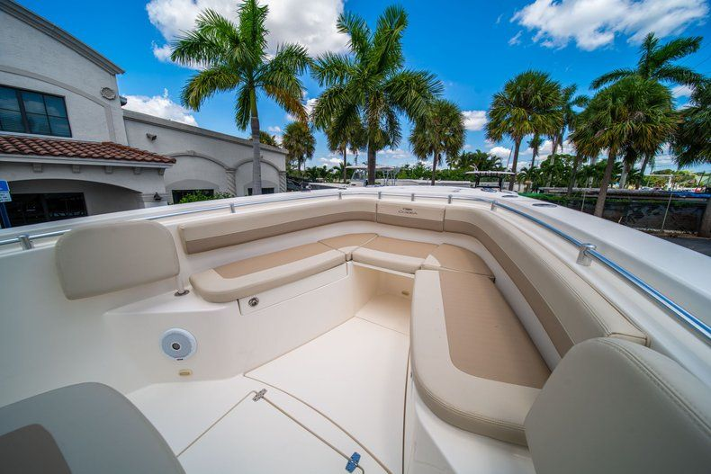 Thumbnail 36 for Used 2017 Cobia 277 Center Console boat for sale in West Palm Beach, FL