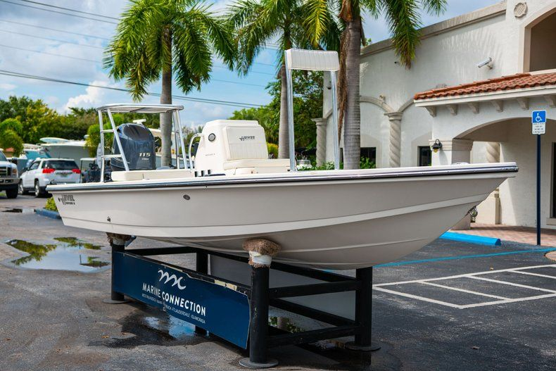 Thumbnail 1 for Used 2018 Hewes Redfisher 18 boat for sale in West Palm Beach, FL