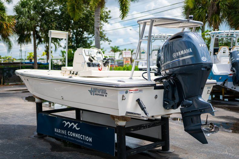 Thumbnail 5 for Used 2018 Hewes Redfisher 18 boat for sale in West Palm Beach, FL