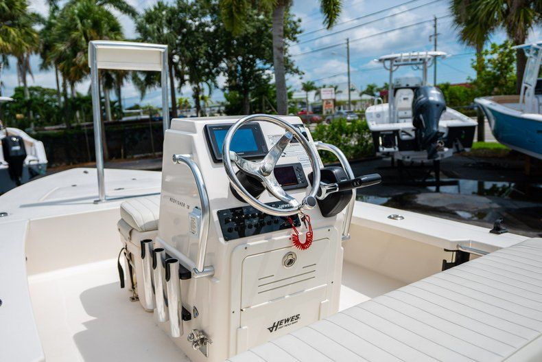 Thumbnail 17 for Used 2018 Hewes Redfisher 18 boat for sale in West Palm Beach, FL