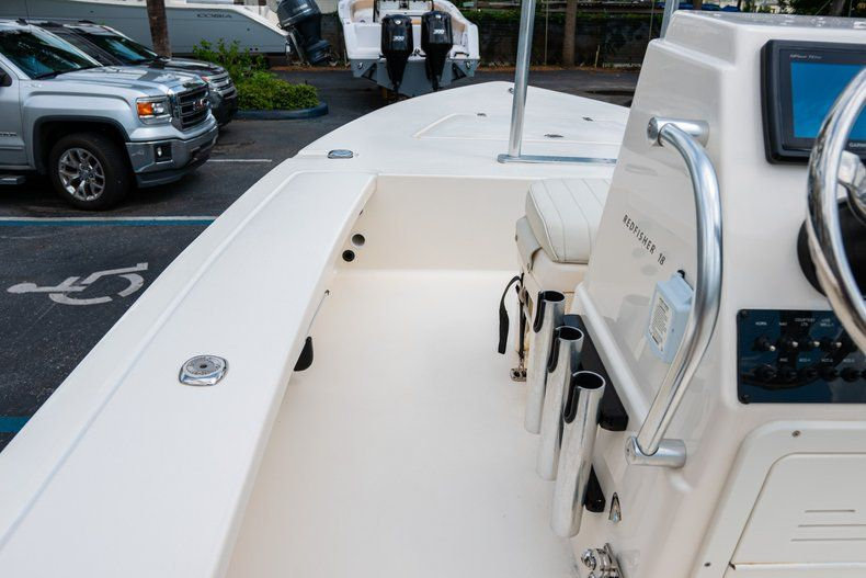 Thumbnail 21 for Used 2018 Hewes Redfisher 18 boat for sale in West Palm Beach, FL