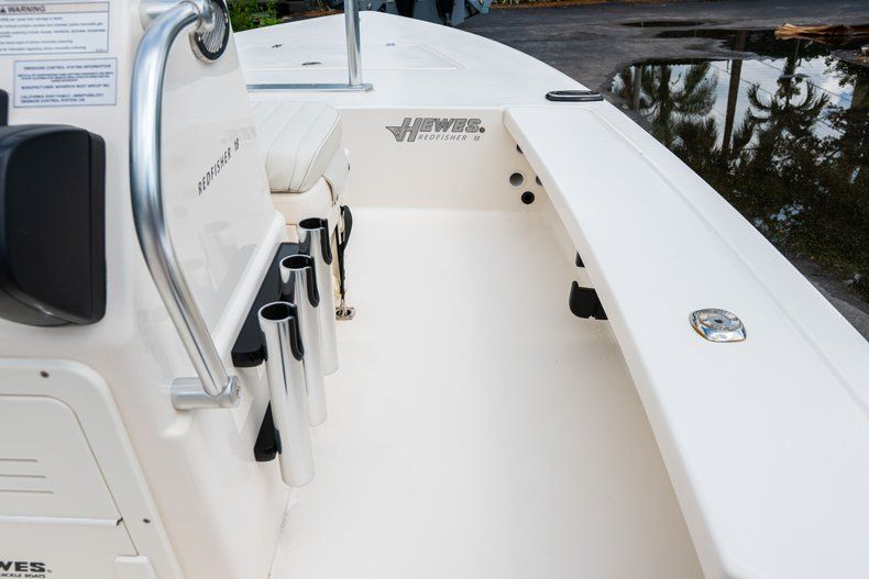 Thumbnail 20 for Used 2018 Hewes Redfisher 18 boat for sale in West Palm Beach, FL