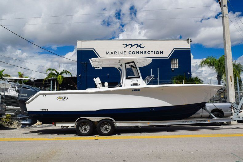 Used 2018 Sea Hunt 30 GAMEFISH boat for sale in Miami, FL