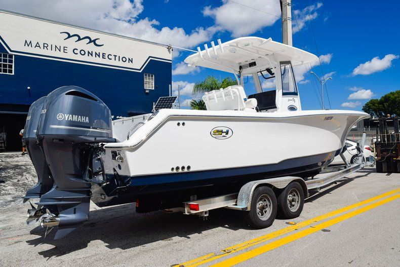 Thumbnail 6 for Used 2018 Sea Hunt 30 GAMEFISH boat for sale in Miami, FL