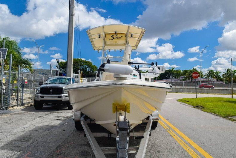 Thumbnail 2 for Used 2004 Scout 220 Bay Scout boat for sale in Miami, FL