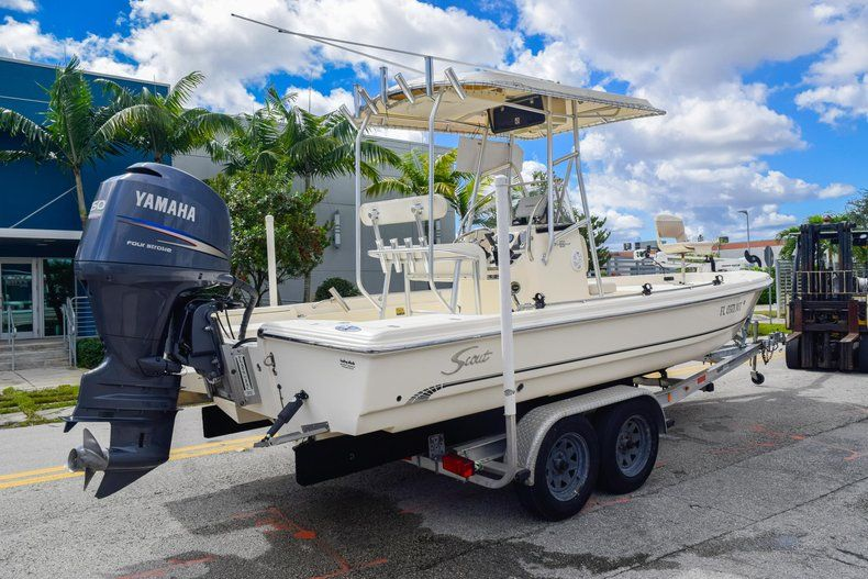 Thumbnail 7 for Used 2004 Scout 220 Bay Scout boat for sale in Miami, FL