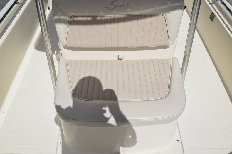 Thumbnail 34 for Used 2004 Scout 220 Bay Scout boat for sale in Miami, FL