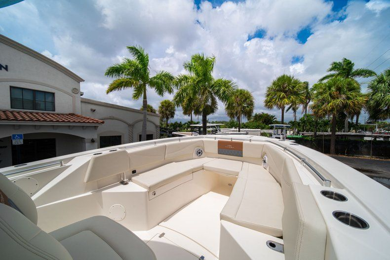 Thumbnail 39 for New 2020 Cobia 320 CC Center Console boat for sale in West Palm Beach, FL