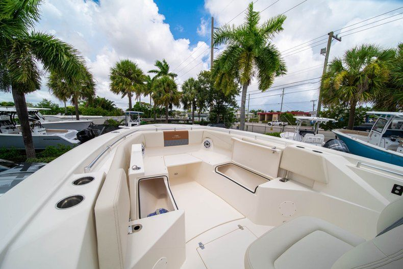 Thumbnail 42 for New 2020 Cobia 320 CC Center Console boat for sale in West Palm Beach, FL