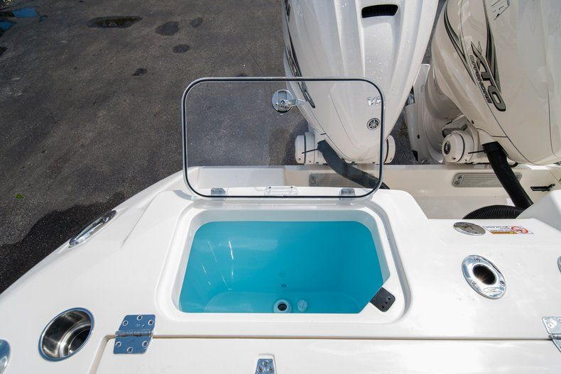 Thumbnail 10 for New 2020 Cobia 320 CC Center Console boat for sale in West Palm Beach, FL