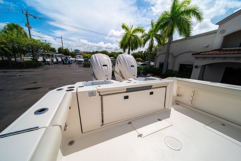 Thumbnail 11 for New 2020 Cobia 320 CC Center Console boat for sale in West Palm Beach, FL