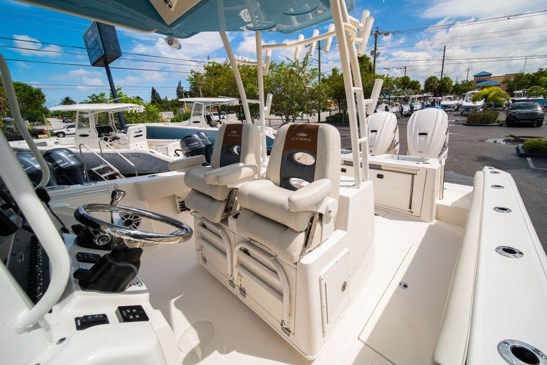 Thumbnail 35 for New 2020 Cobia 320 CC Center Console boat for sale in West Palm Beach, FL