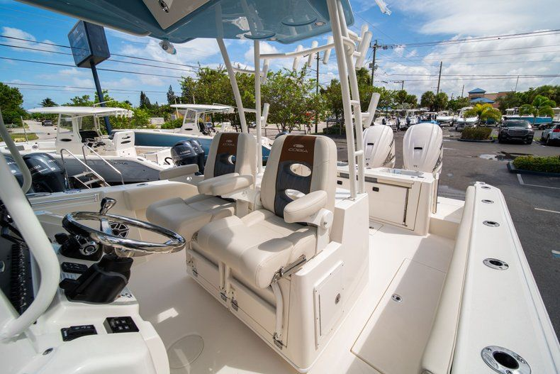 Thumbnail 36 for New 2020 Cobia 320 CC Center Console boat for sale in West Palm Beach, FL