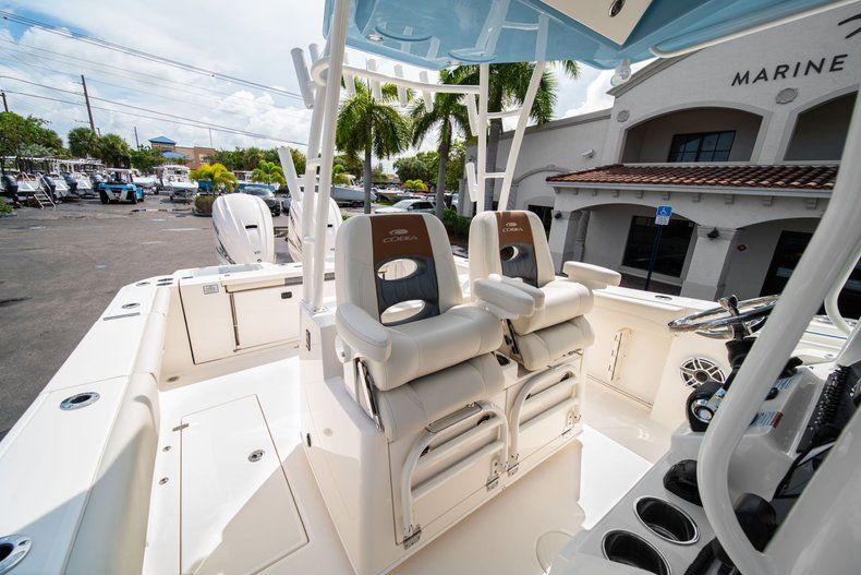 Thumbnail 33 for New 2020 Cobia 320 CC Center Console boat for sale in West Palm Beach, FL