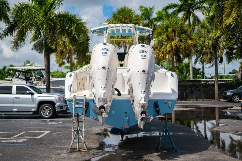 Thumbnail 6 for New 2020 Cobia 320 CC Center Console boat for sale in West Palm Beach, FL