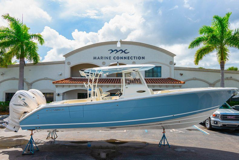New 2020 Cobia 320 CC Center Console boat for sale in West Palm Beach, FL