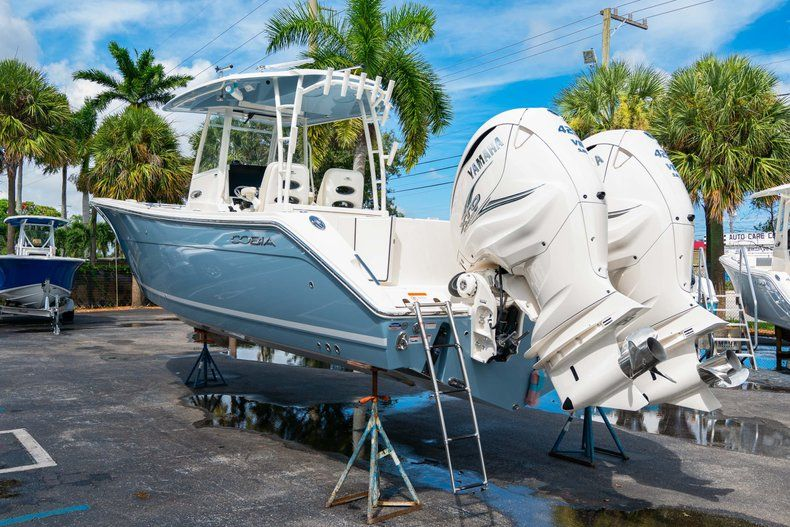 Thumbnail 5 for New 2020 Cobia 320 CC Center Console boat for sale in West Palm Beach, FL