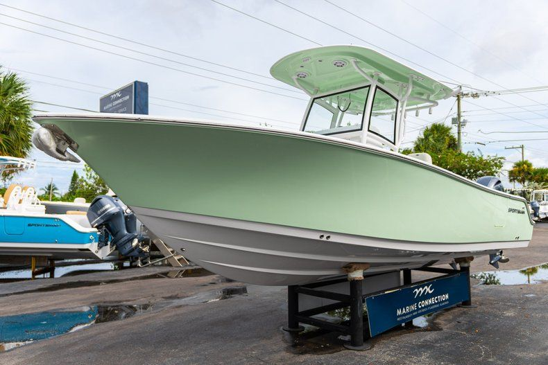 Thumbnail 3 for New 2020 Sportsman Open 252 Center Console boat for sale in Fort Lauderdale, FL
