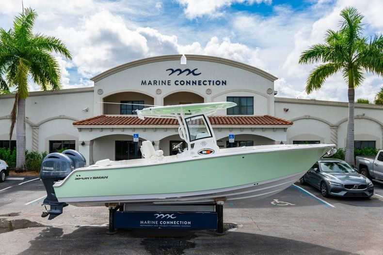 Image 0 for 2020 Sportsman Open 252 Center Console in Fort Lauderdale, FL