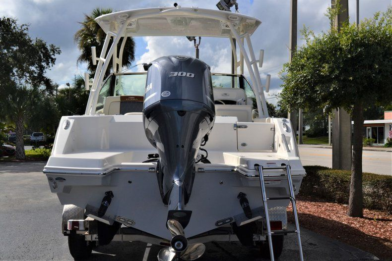 Thumbnail 4 for New 2020 Cobia 240 DC Dual Console boat for sale in Vero Beach, FL