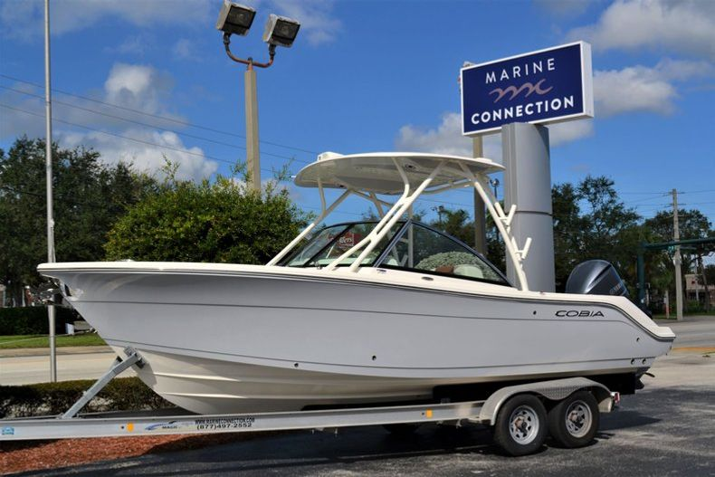 Photo for 2020 Cobia 240 DC Dual Console