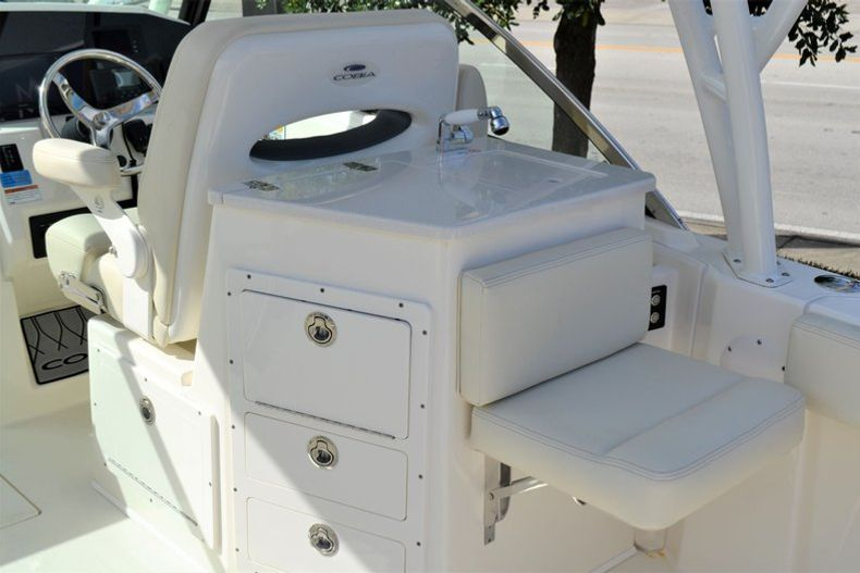 Thumbnail 10 for New 2020 Cobia 240 DC Dual Console boat for sale in Vero Beach, FL