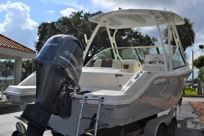 Thumbnail 5 for New 2020 Cobia 240 DC Dual Console boat for sale in Vero Beach, FL