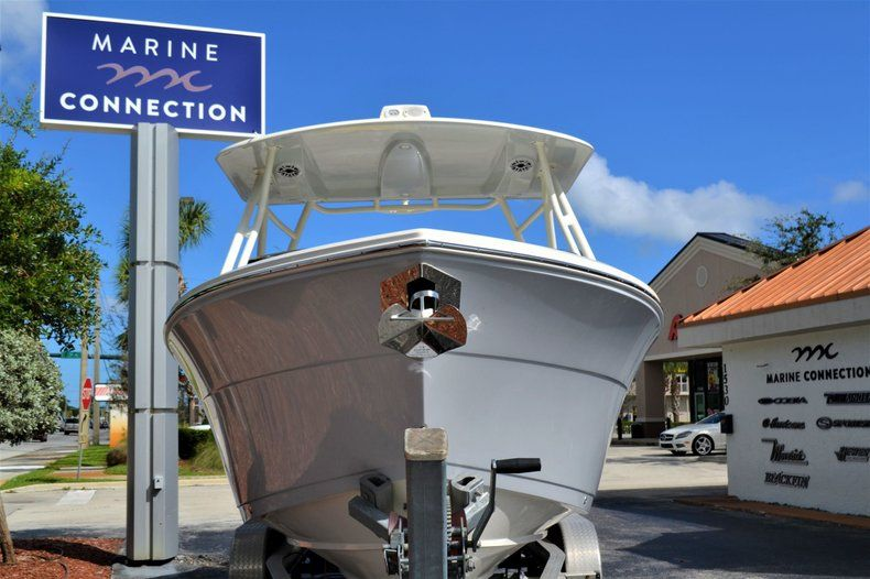 Thumbnail 2 for New 2020 Cobia 240 DC Dual Console boat for sale in Vero Beach, FL