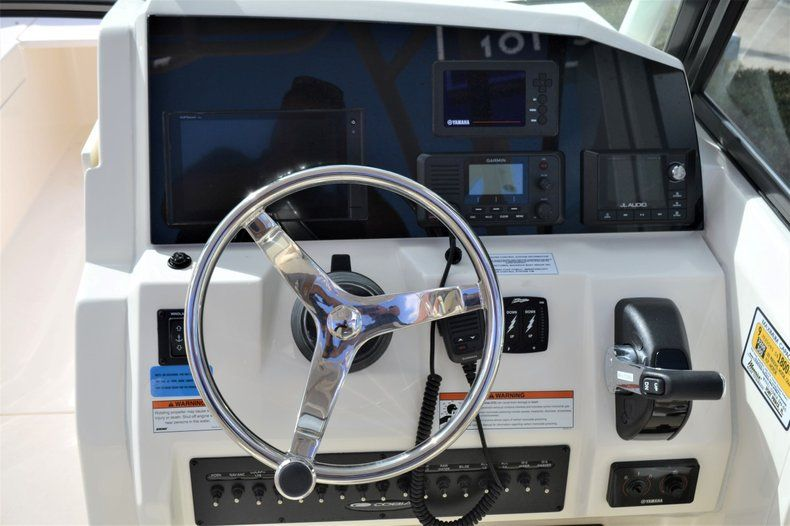Thumbnail 11 for New 2020 Cobia 240 DC Dual Console boat for sale in Vero Beach, FL