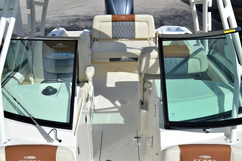 Thumbnail 26 for New 2020 Cobia 240 DC Dual Console boat for sale in Vero Beach, FL