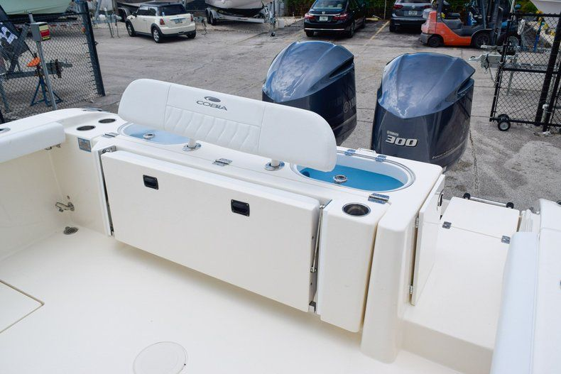 Thumbnail 9 for New 2020 Cobia 301 CC Center Console boat for sale in Fort Lauderdale, FL