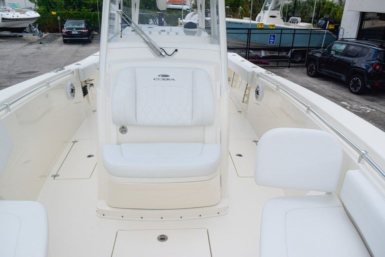 Thumbnail 54 for New 2020 Cobia 301 CC Center Console boat for sale in West Palm Beach, FL