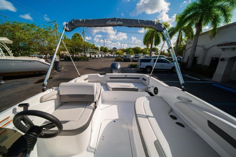 Thumbnail 22 for New 2020 Hurricane SS 185 OB boat for sale in Miami, FL