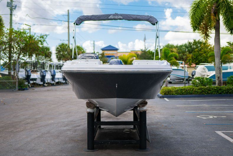 Thumbnail 2 for New 2020 Hurricane SS 185 OB boat for sale in Miami, FL