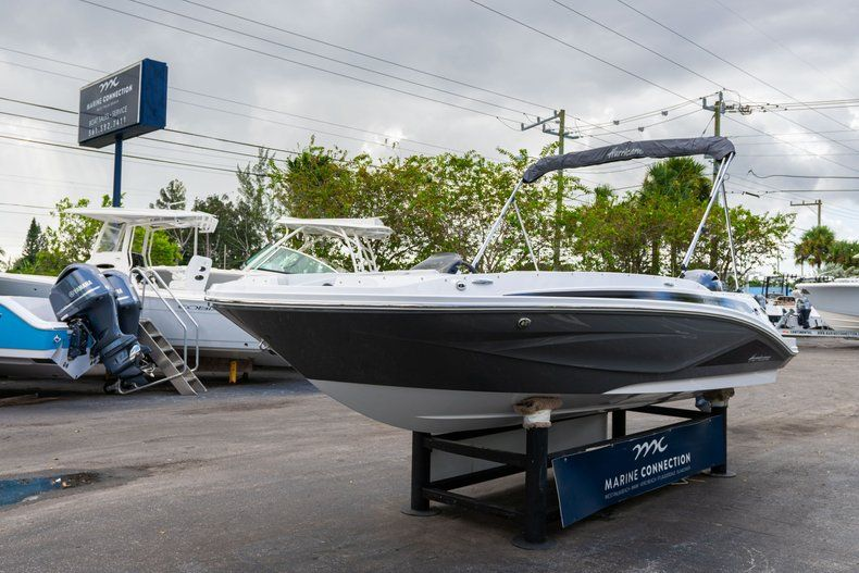 Thumbnail 3 for New 2020 Hurricane SS 185 OB boat for sale in Miami, FL