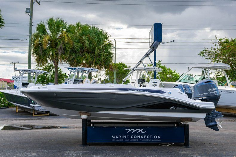 Thumbnail 4 for New 2020 Hurricane SS 185 OB boat for sale in Miami, FL
